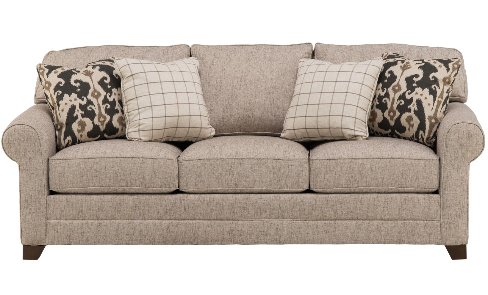 Winston Grey Sofa Living Room Leather Couch Makeover Sofa