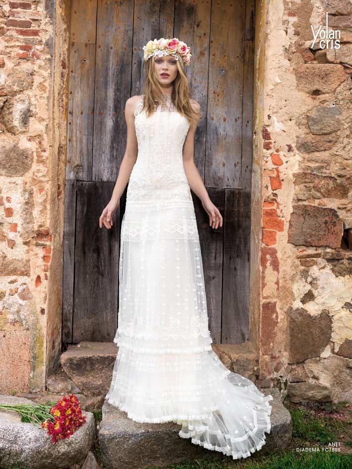 vestido de novia ibicenco anet | wedding dresses