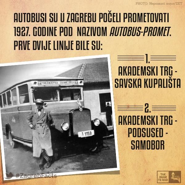 Prije 90 Godina Skromno Ali Odlicno Prihvaceno Zagreb History Nostalgia
