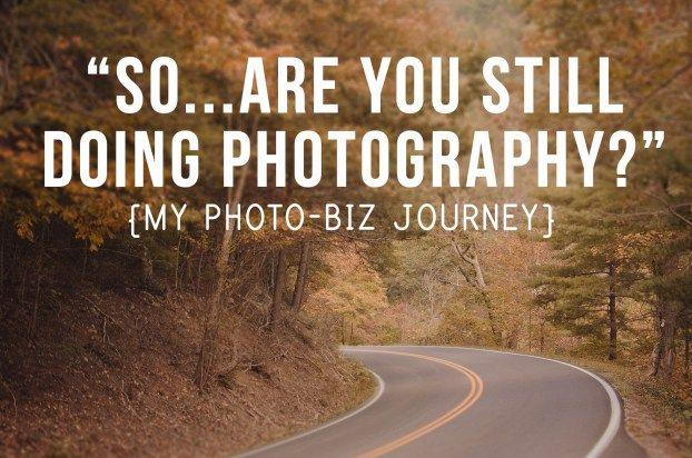 My Photo-Biz Journey - Sweet Simple Living