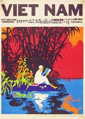 VSPA com: Communist Propaganda Posters of the Vietnam War