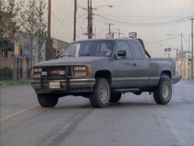 The Truck From Walker Texas Ranger He Had A Gmc Before He Traded