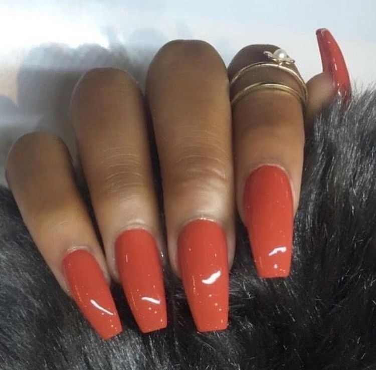 Pin By B 230 Rbieambition On Barbienails Nails Fall Acrylic