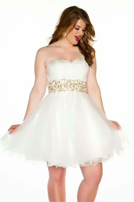 6d0cad630 Bonitos vestidos de 15 años para gorditas