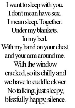 To My Future Husband More