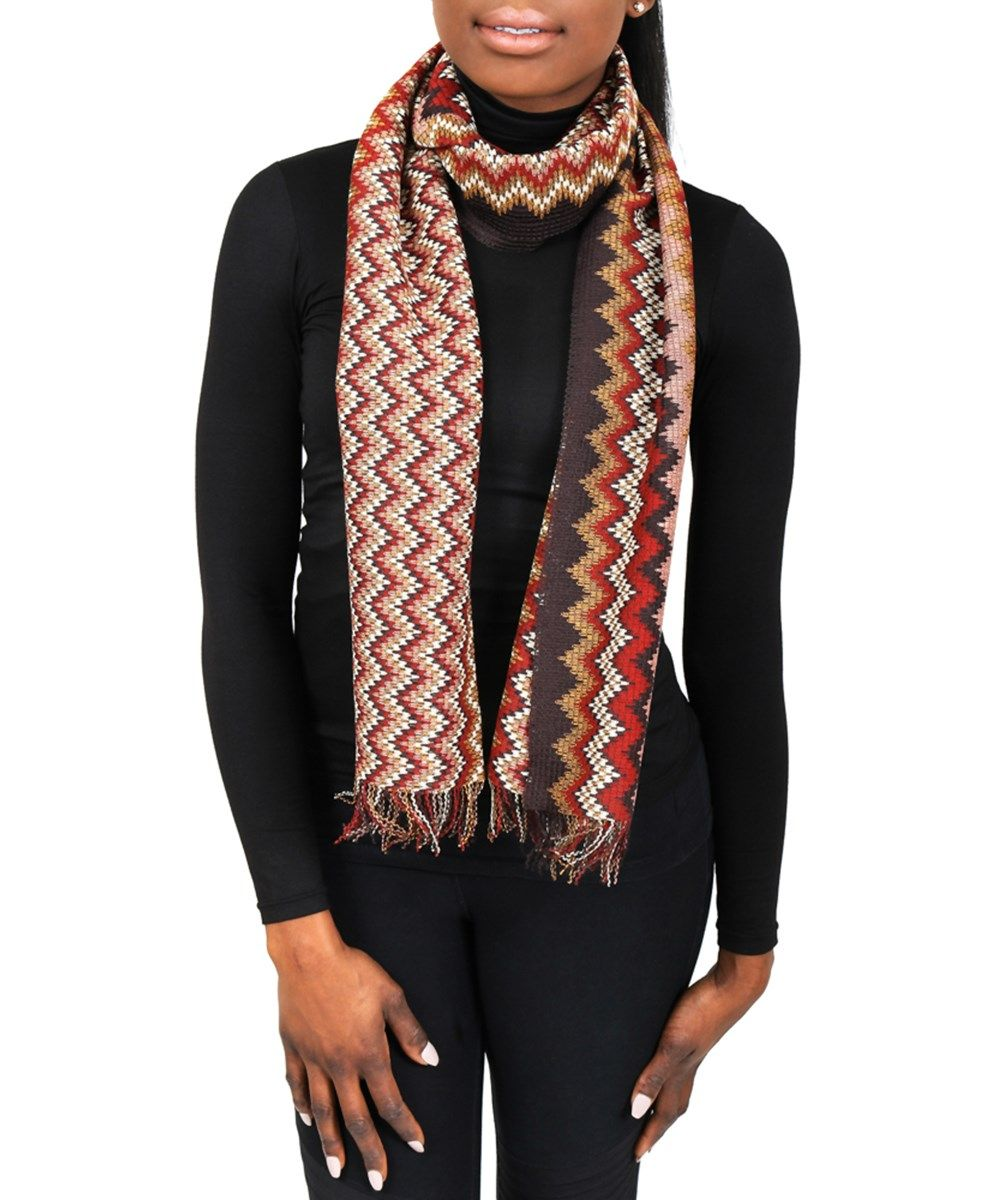 Photo of MISSONI Sc31Psd5928 0003 Multicolor Wool Blend  Womens Scarf'. #missoni #scarves…