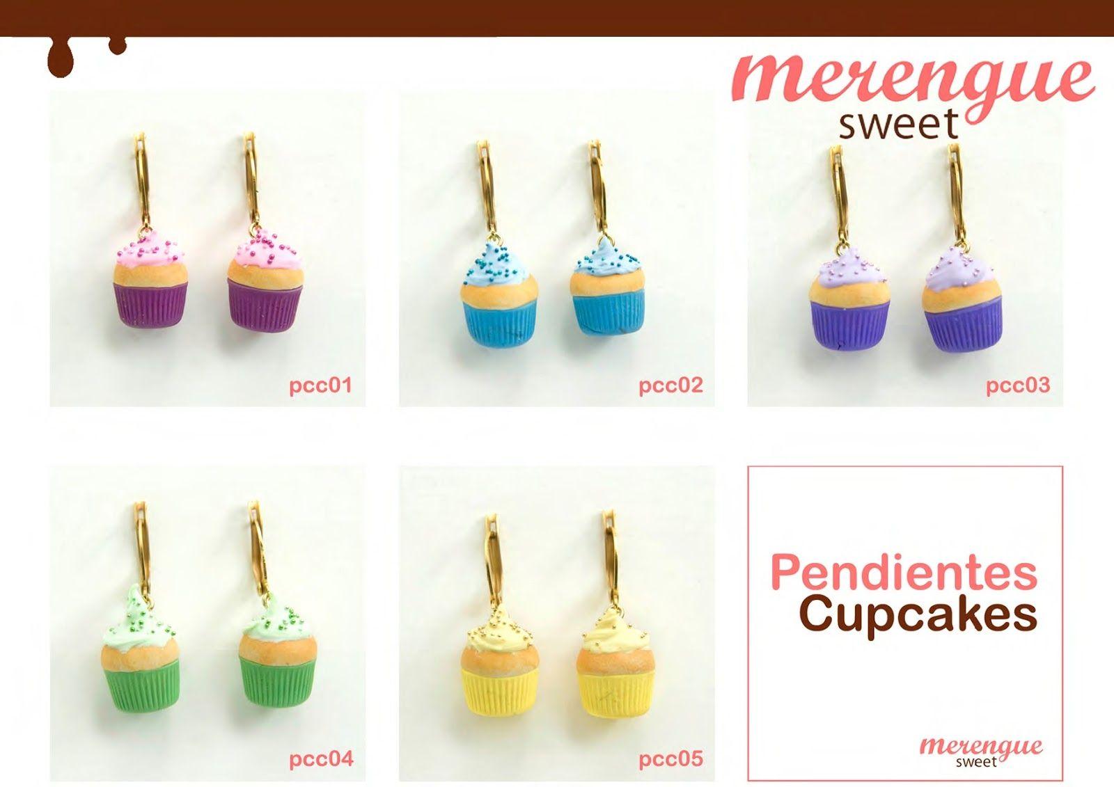 Merengue Sweet: Pendientes