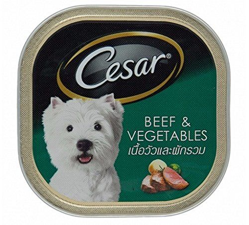 Cesar Classic Deluxe Beef Vegetables 35 Oz Pack Of 6 Be Sure To