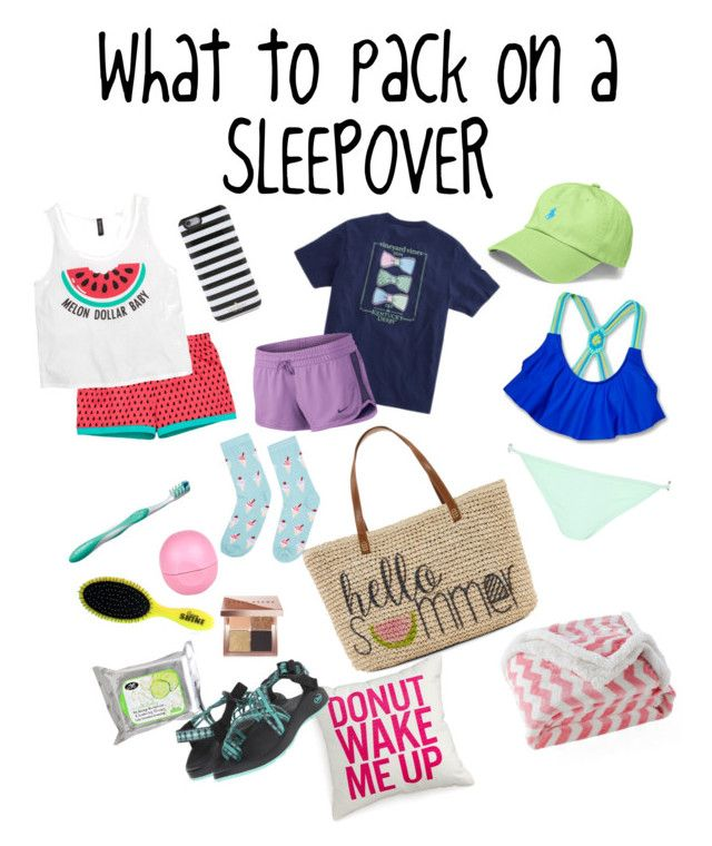 Preppy Girls Guide To What To Pack On A Sleepover -9422