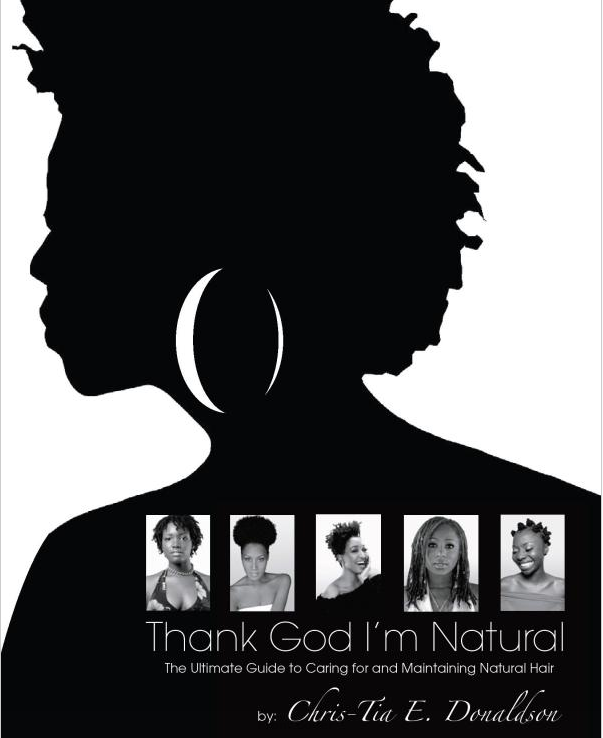 Just sharing this book on being a natural.