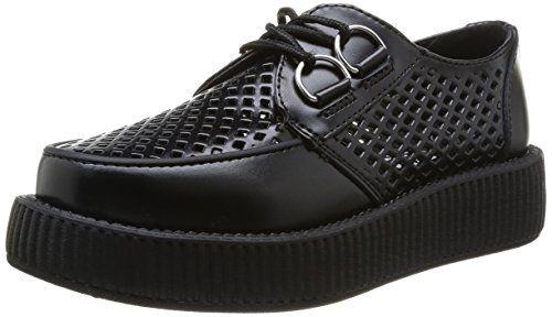 T.U.K. Viva Low Round Creepers, Damen Sneaker - http://on-line-kaufen.de/t-u-k/t-u-k-viva-low-round-creepers-damen-sneaker