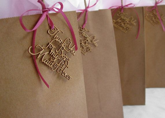 Bridesmaid Gifts Gift Bags Jpg