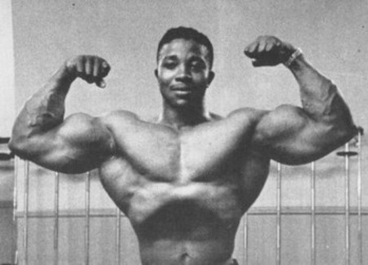 leroy colbert first man to build 20 inch arms iron era