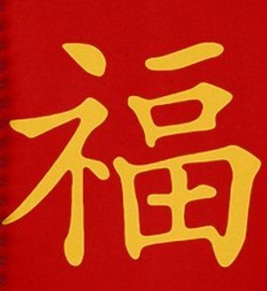 Año Del Dragon Año De Nueva Vida Simbolos Chinos Feng Shui Decoracion Simbolos