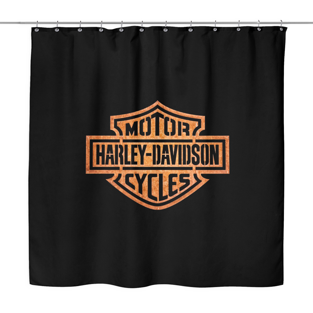 Picture 2 Of 2 Harley Curtains Harley Davidson