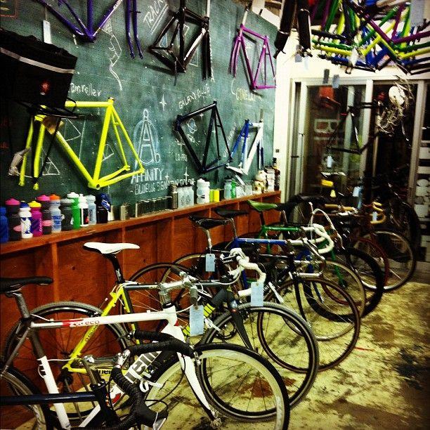 Blue Lug Shop Tokyo Japan Bike Store Urban Cycling Tokyo