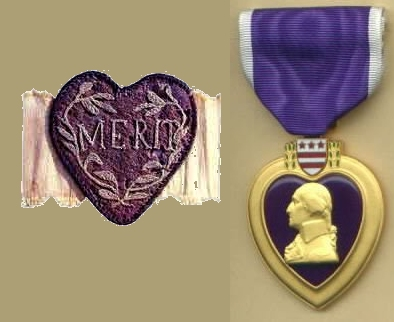 National Purple Heart Day Celebrated In The United States Commemorating The August 7 1782 When General George Washington Purple Heart Day Purple Heart Purple