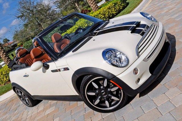 2008 MINI Cooper Convertible S SIDEWALK in West Palm Beach