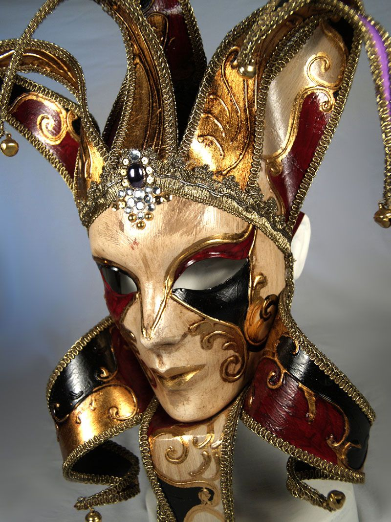 Pin by Storybook Studio on masks,clay,sculpt | Venetian ...