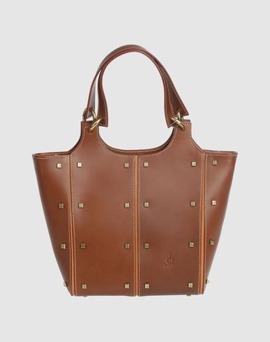 71ea822eb19a EL CABALLO - Medium leather bag