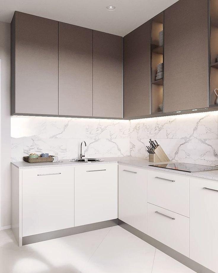 Minimalistkitchen Interior Design: 30 Incredible Minimalist Kitchen Design # Minimalistkitchen
