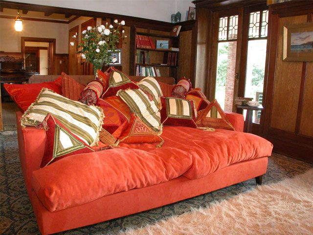 Mega Couch So Much Couch It S Practically A Bed The Big Comfy