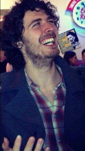 "Andrew ""what hahaha"" ;)"