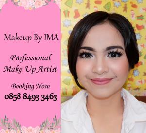 Booking Makeup Artist Jakarta Selatan. betulbetul