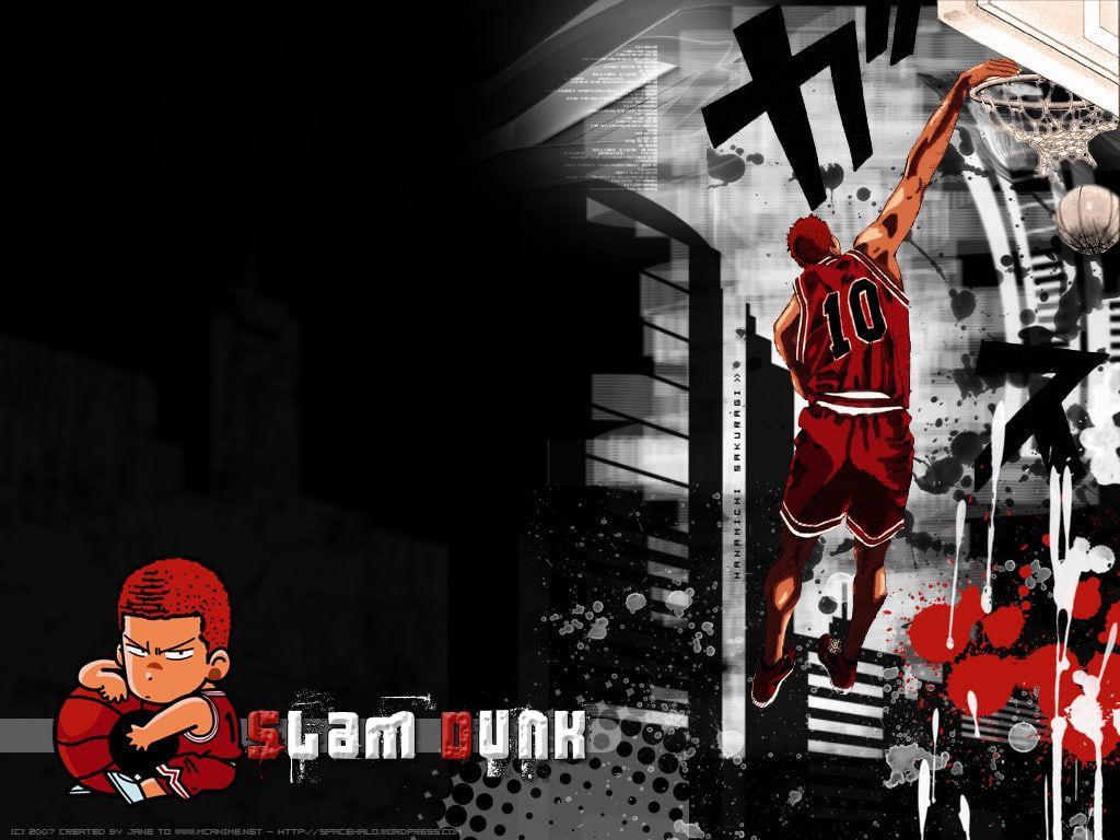 Anime Basket Cartoon Kid Serial Slam Dunk Anime Basket Cartoon Kid Serial Slam Dunk 480p Wallpaper Hdwa In 2020 Anime Wallpaper Basketball Anime Slam Dunk