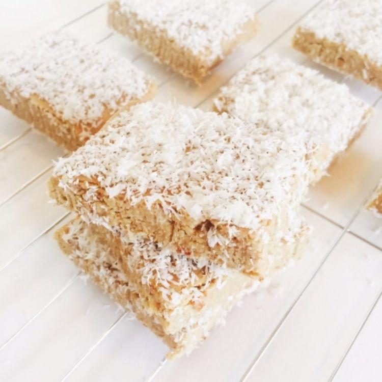 Coconut Almond Protein Bar Recipe