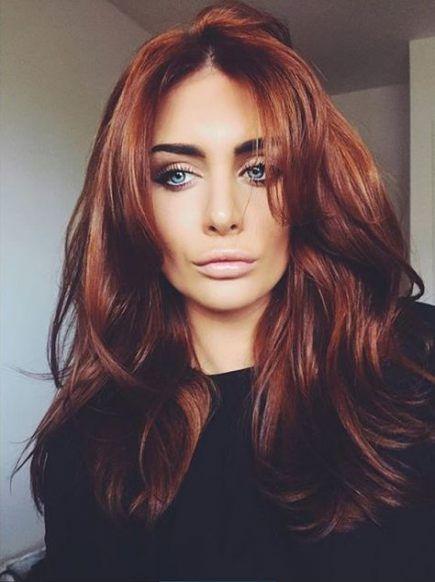 47 trendy hair copper balayage haircuts #copperbalayage