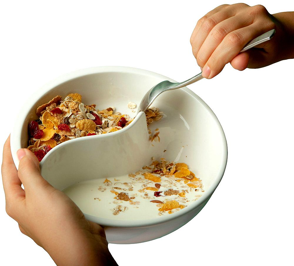 Never soggy cereal bowl by obol cereal bowls cereal and bowls never soggy cereal bowl by obol ccuart Gallery