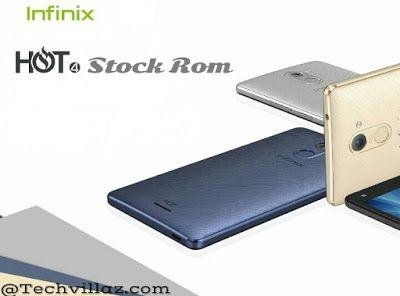 Download Infinix Hot 4 x557 Stock Rom Firmware | The Tech US | Usb