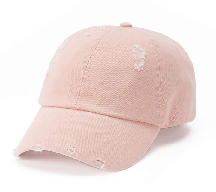 f02887fd370ec Women s Mudd® Distressed Baseball Cap