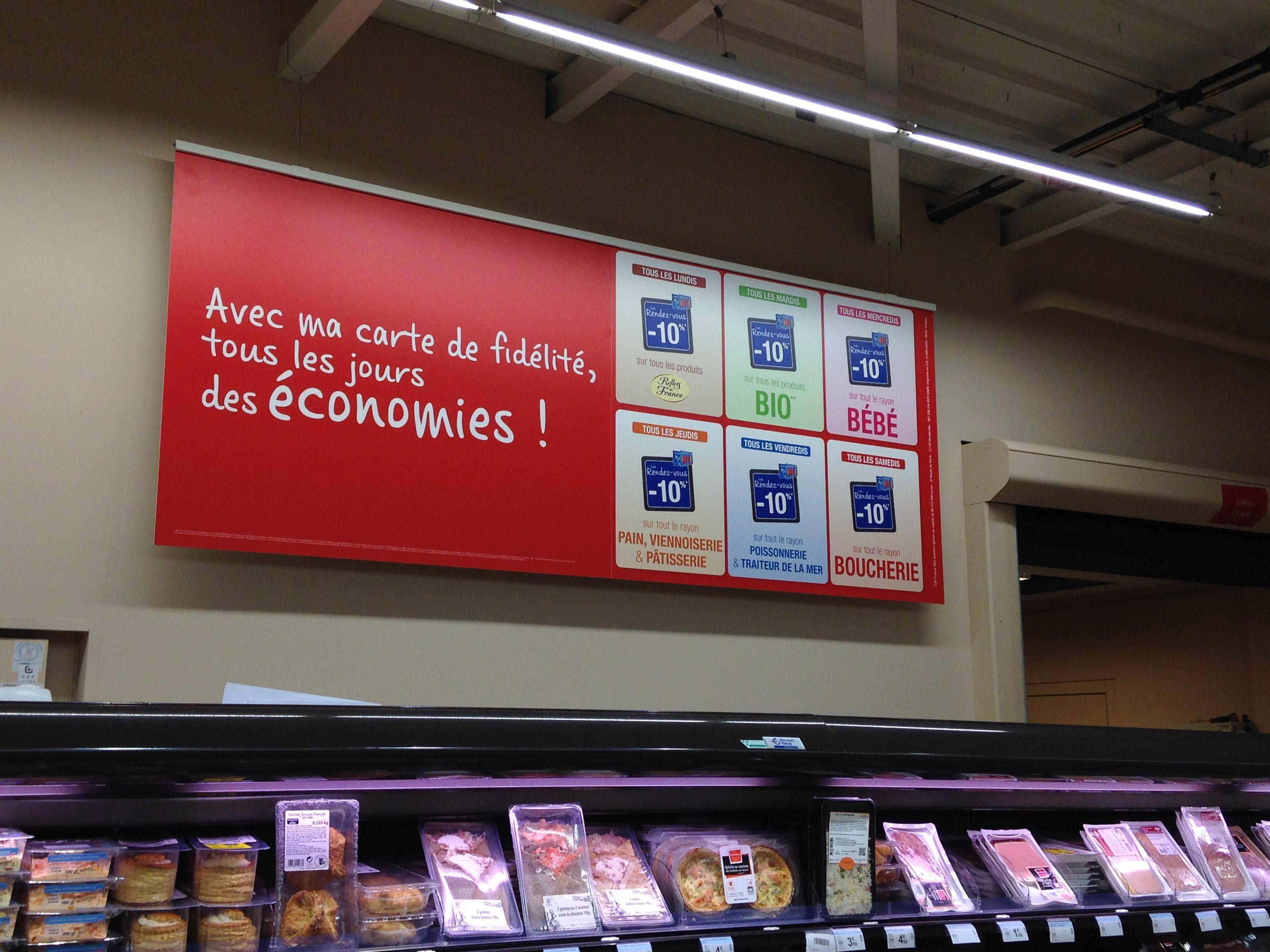 Carrefour Market Carrefour Market Boucherie Et Cartes