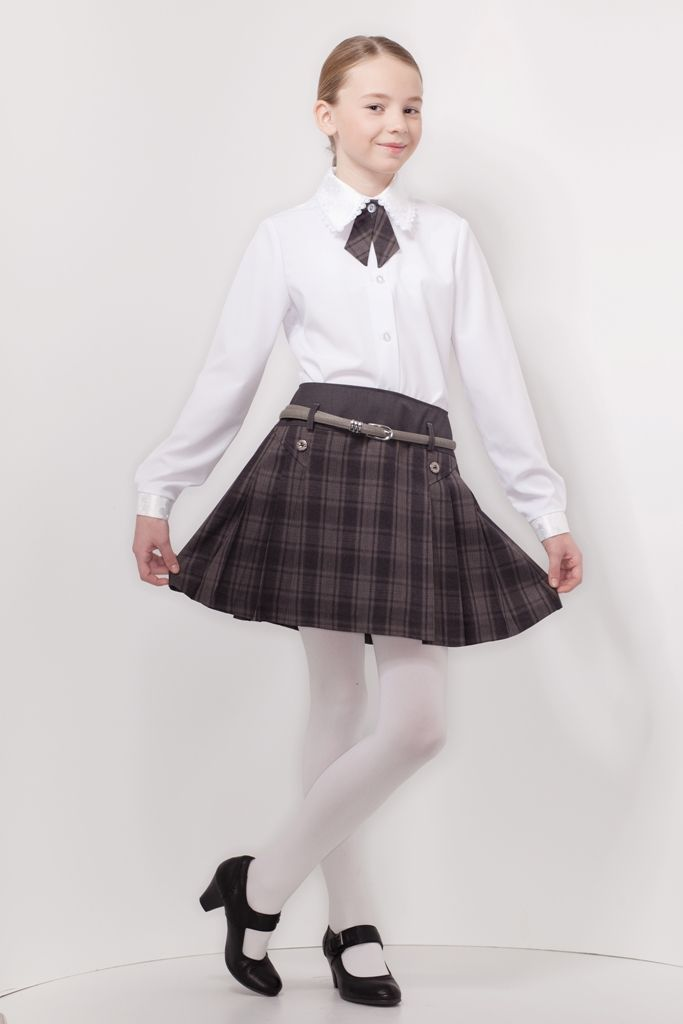 Theme Pics of young girls in school uniform possible
