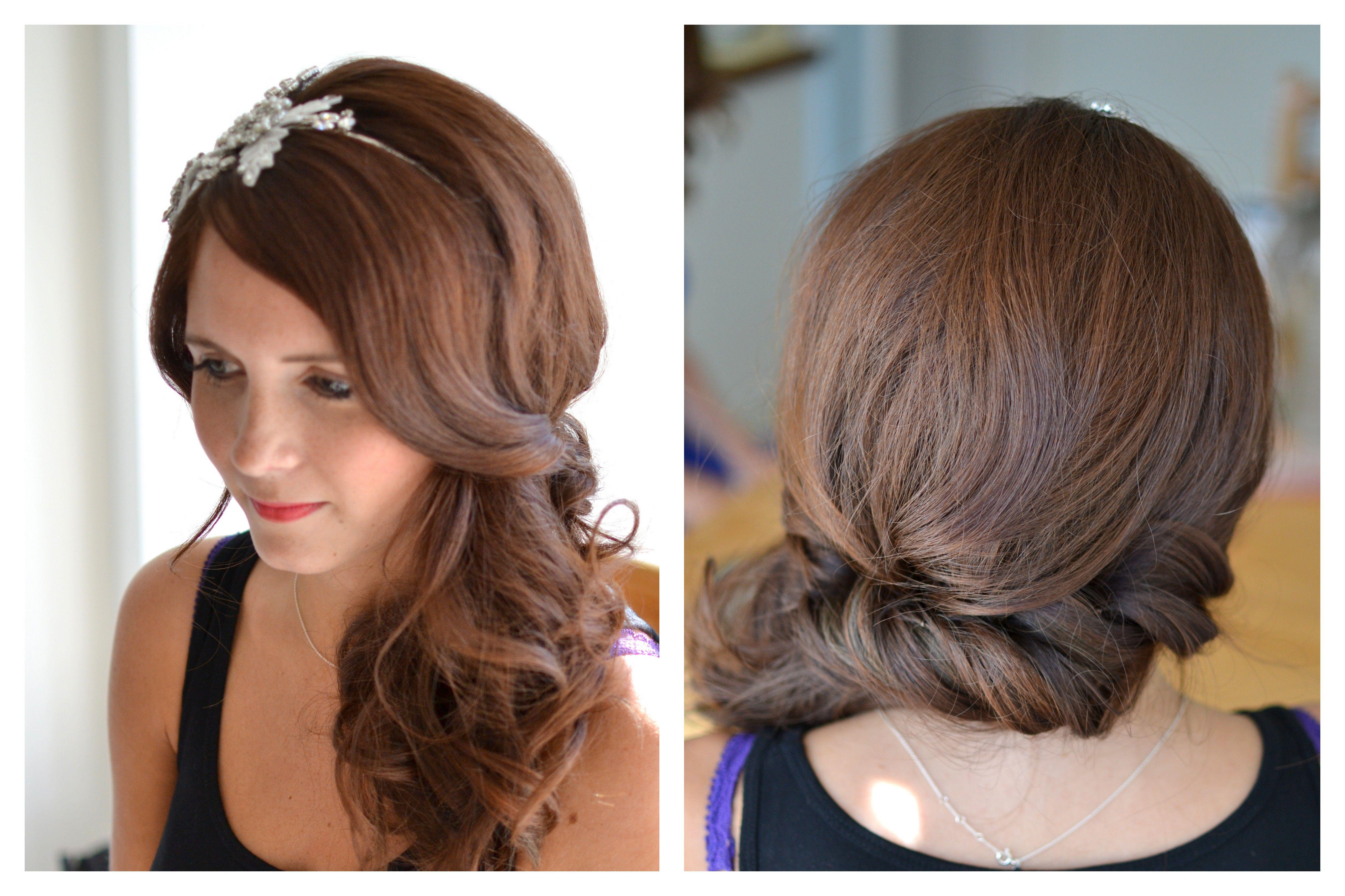 Bride Or Bridesmaid Hair Style Wedding Side Curls Simple Elegant By Www Facebook Com Essexweddingbeauty Hair Styles Bridesmaid Hair Wedding Hairstyles,Stanford D School Design Thinking Model