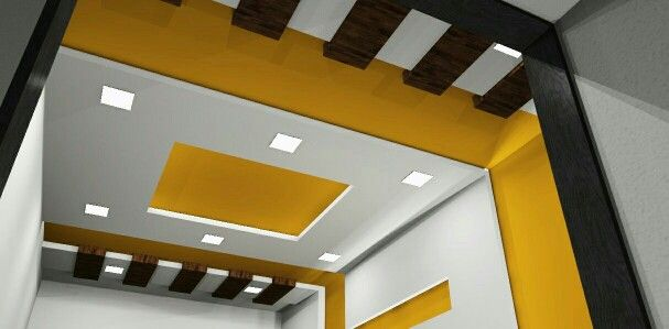 False Ceiling Design Lights Design Color Combination Rafter