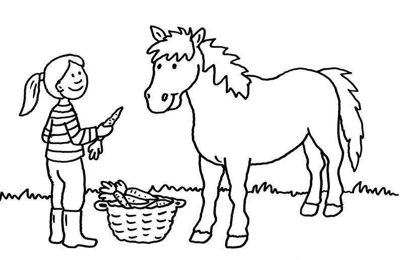 Ausmalbilder Fur Madchen Ab 13 Ausmalbilder Pferde Ausmalbilder Ausmalen