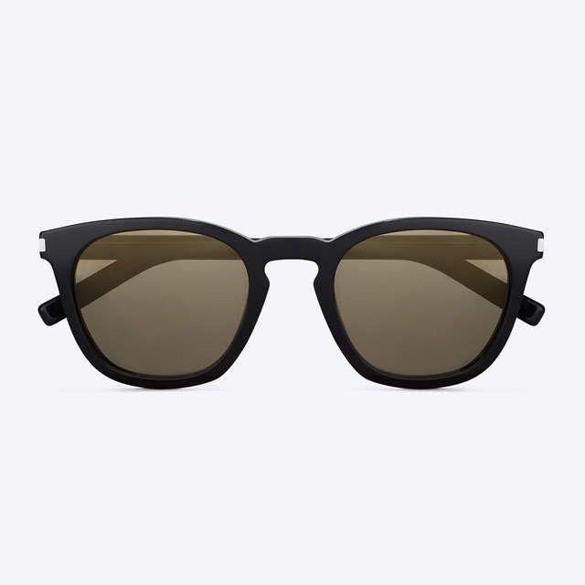 Saint Laurent par Hedi Slimane - Les lunettes de soleil homme du  printemps-ete 2015 ad2deece943c