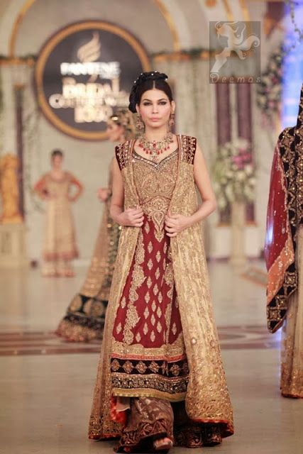 Images of designer sharara dress