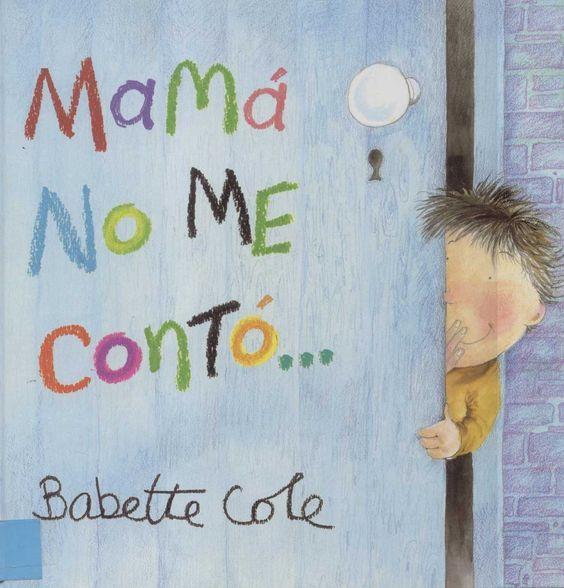 Pin En Libros De Mamás