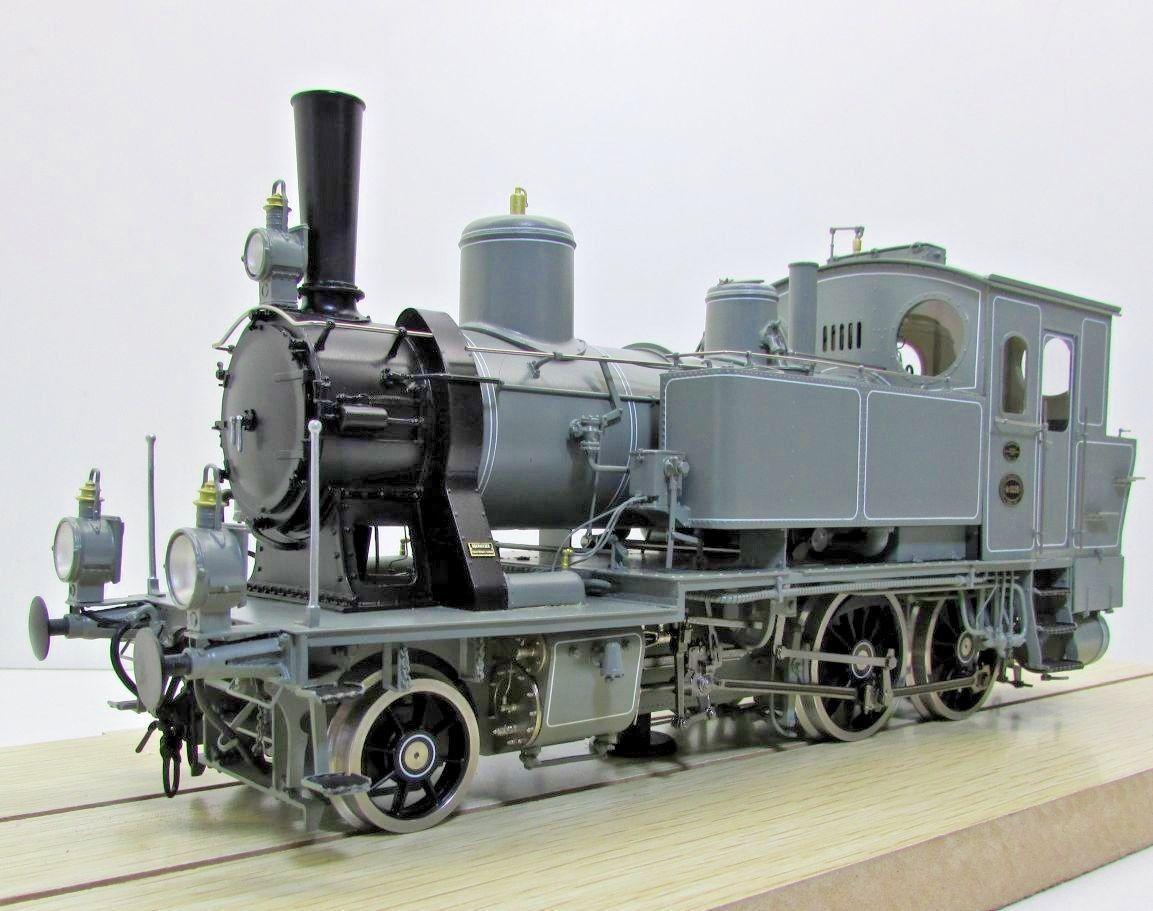 81012 Km1 Br 70 1 Gauge Steam