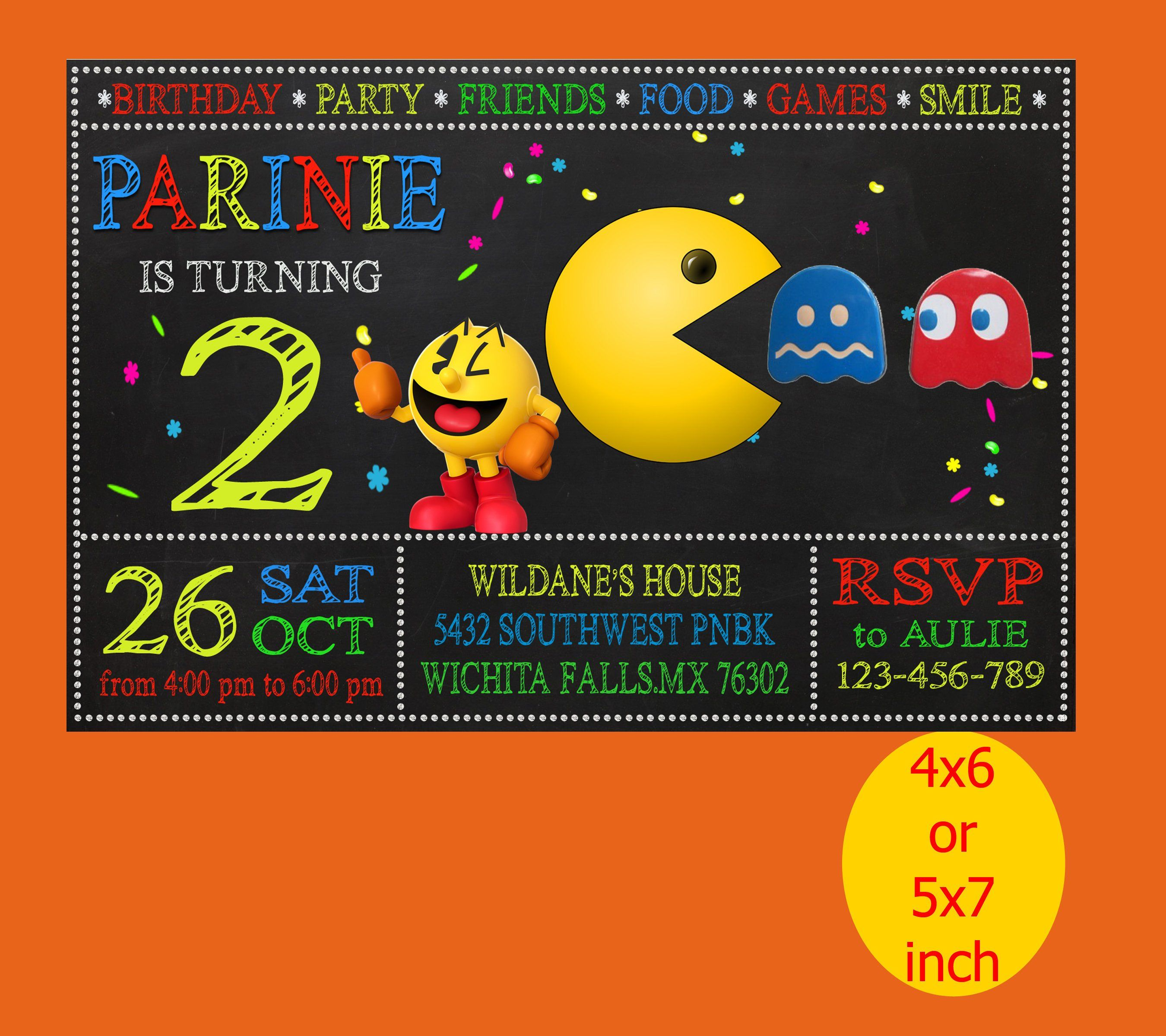 Pin En Pac Man