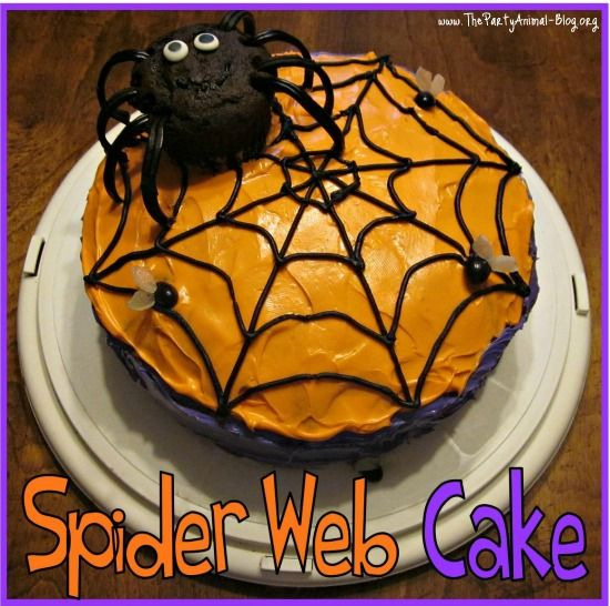 cake easy halloween cake ideas - Easy To Make Halloween Cakes