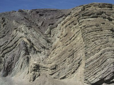 anticline and syncline | Science Pictures | Geology ... - photo#5