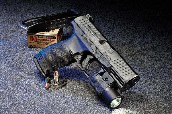Walther PPQ Review - Guns & Ammo #gunsammo