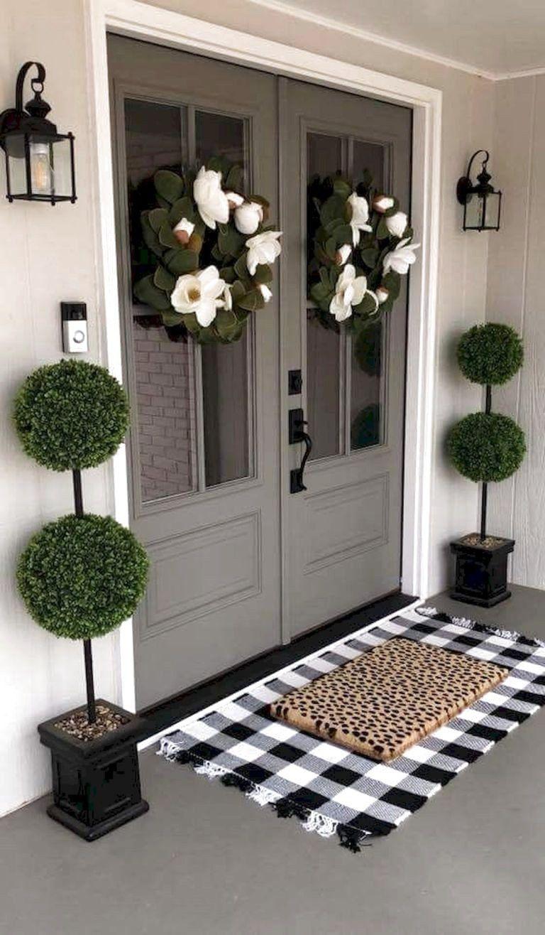 50 Favourite Spring Decoration Ideas For Home Porch