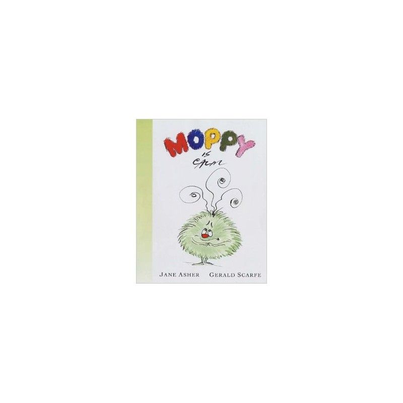 Moppy is calm - English Wooks