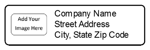 Return Address Label Template Make Your Own Personalized Labels Address Label Template Return Address Labels Template Custom Labels